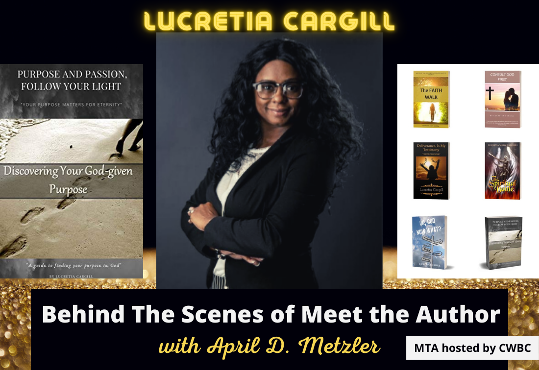 Behind the Scenes – Interview with Lucretia Cargill