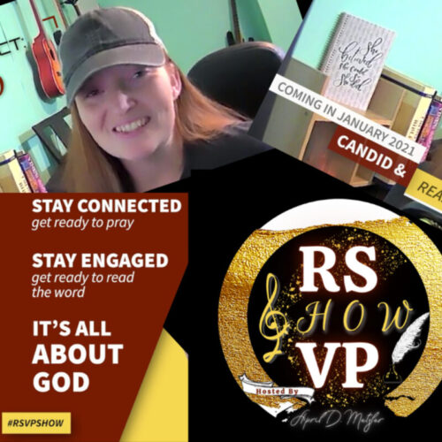 My New Podcast – Introducing the R.S.V.P. Show