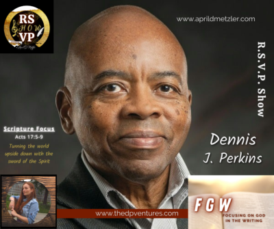RSVP Show – Season 1 Ep. 1 – Dennis Perkins