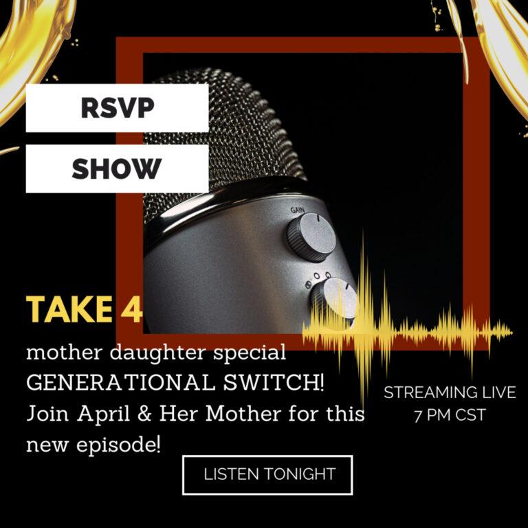 Mother Daughter Episodes – Take 4