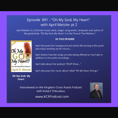 KCR Podcast with Pastor Robert Thibodeau 2