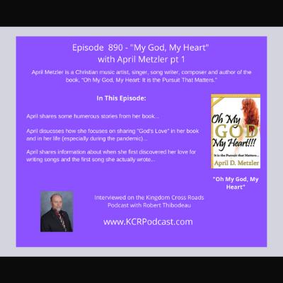 KCR Podcast with Pastor Robert Thibodeau 1